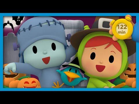POCOYO E NINA - Vrus de Halloween [122 min] | DESENHOS ANIMADOS para crianas