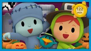 🧟 POCOYO E NINA - Vírus de Halloween [122 min] | DESENHOS ANIMADOS para crianças