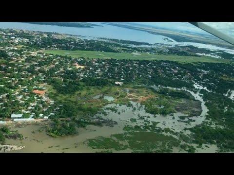 Más de 54.000 damnificados por inundaciones en Colombia
