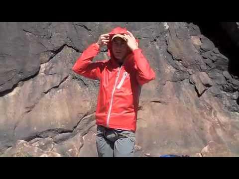 Marmot trail wind hoody