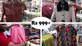 Woolen And Leather Jackets For GIRLS in Delhi Wholesale Market I Girl