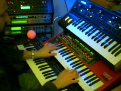 OXYGENE 2 Jean Michel Jarre Cover (New Version)