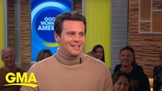 Gambar cover Jonathan Groff talks about his epic ballad in 'Frozen 2' | GMA