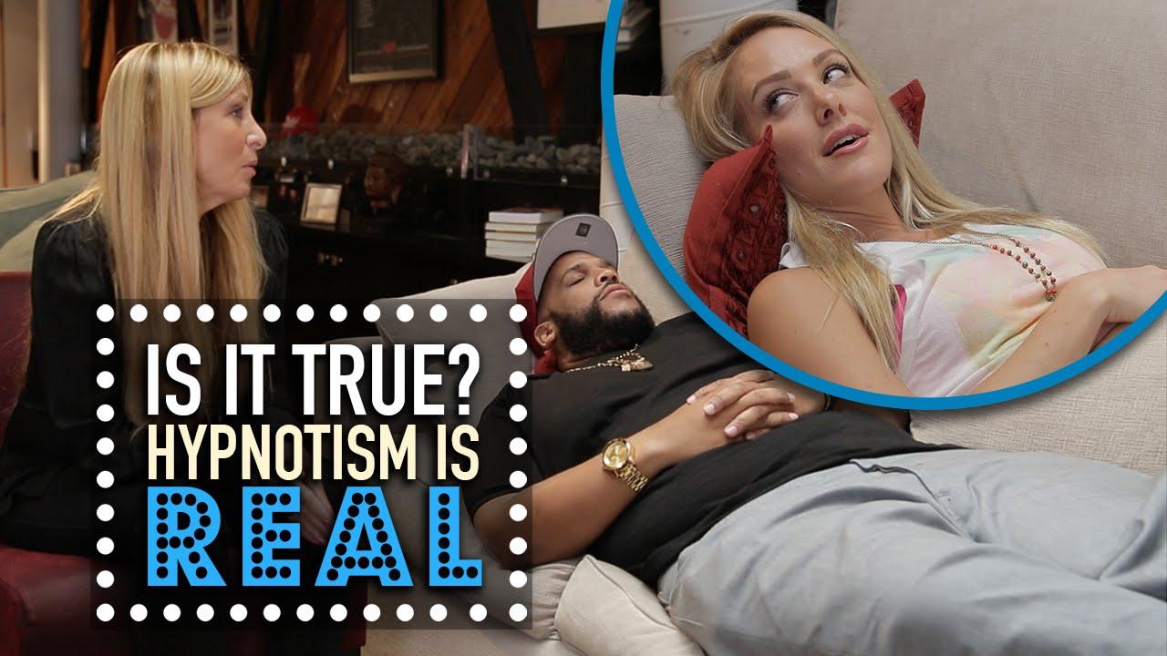 White female erotic hypnosis