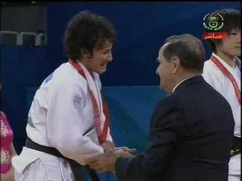 soraya hadad 1ere victoire pour ls algérian et les arab