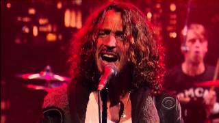"Soundgarden - ""Been Away Too Long"" 11/12 Letterman (TheAudioPerv.com)"