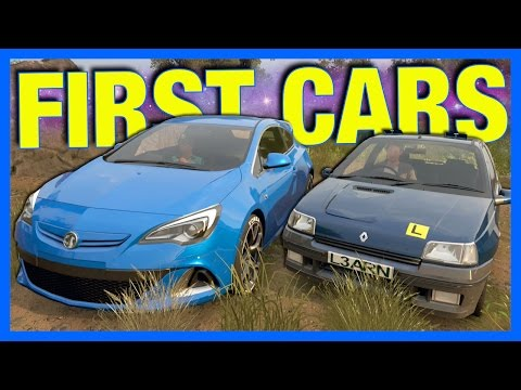 Forza Horizon 3 Online : Best Car For A 17 Year Old Challenge!!