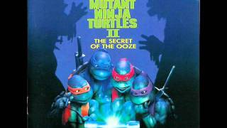 Teenage Mutant Ninja Turtles 2 1991 - 2011 Soundtrack