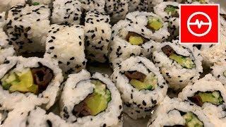 Za 25 Zł Zjedz Tyle Sushi Ile Zdołasz