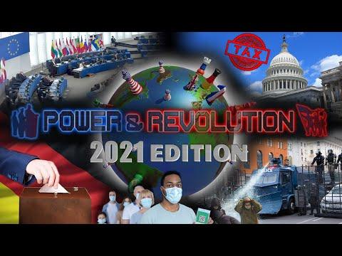 Power & Revolution 2021 Edition game Trailer