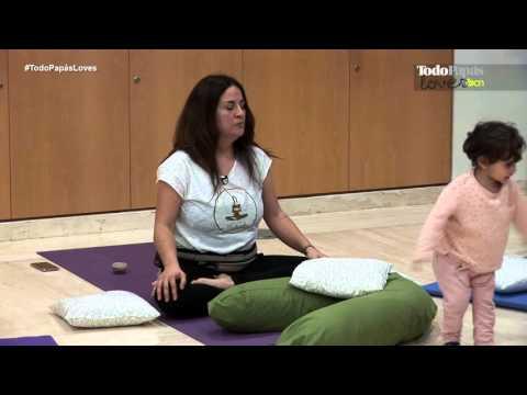 TodoPapasLoves Barcelona: YOGA Sesión de Yoga con Mamás y Bebés