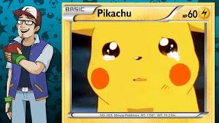 Top 10 Saddest Pokemon Cards