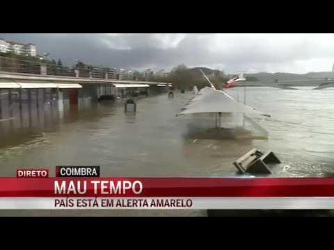 Direto Cheias Coimbra_janeiro 2016