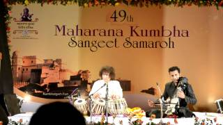 sound of train-on-tabla by ustad zakir hussain