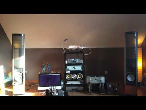 Martin Logan, Musical Fidelity, Hi-Fi System, Electrostatic Speaker