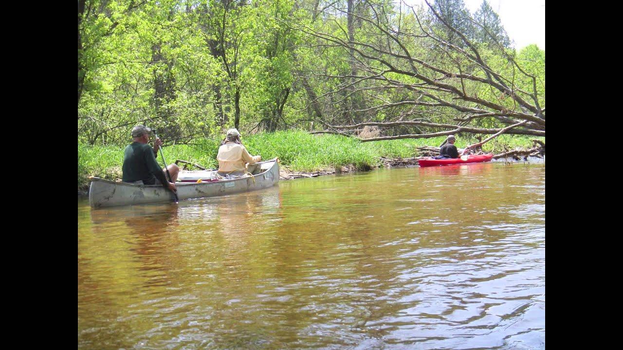 PreVoyage, Little Muskegon River