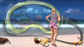 А рыбы в море(Автору tartillka2010 великолепного ролика