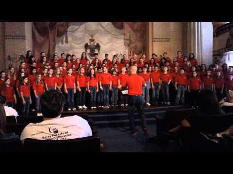 of the River  Owasso 6th Grade Choir 2011.MP4