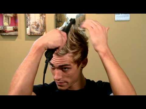 how to style a faux hawk with short hair how to style a faux hawk 3743 | hqdefault