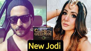 New Jodi : Naagin 5 Main Lead Actor's Final List || Hina Khan