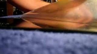 Anti-glare peel