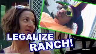 Legalize Ranch | The Eric Andre Show | Adult Swim