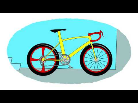 Coloriamo insieme Le biciclette | BICI