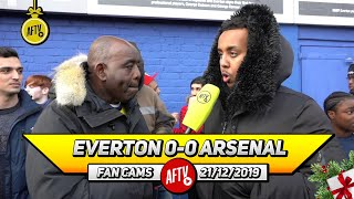 Everton 0-0 Arsenal | I This Job Would Have Been Too Big For Ancelotti! (Livz)