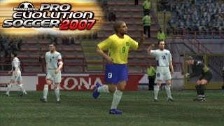 Pro Evolution Soccer 2007 ... (PS2)