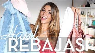 SUPER HAUL REBAJAS | Pull&Bear, Zara, H&M...| Trendy Taste