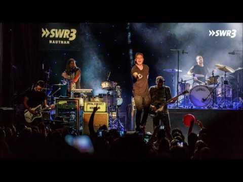 OneRepublic - SWR3 show (audio)
