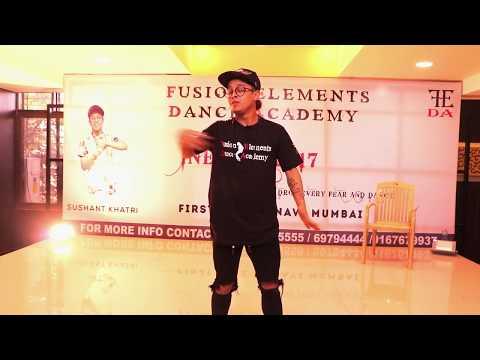 Abhi Mujh mein kahin- (Agneepath) | INERTIA 2017 | SUSHANT KHATRI PERFORMANCE