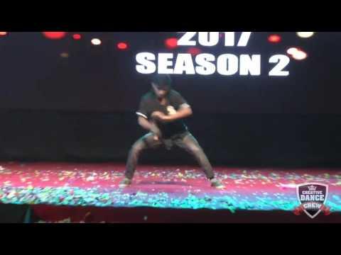 Creative Dance Championship    Season 2    2017    India Aakash Joshi    Solo    Finals