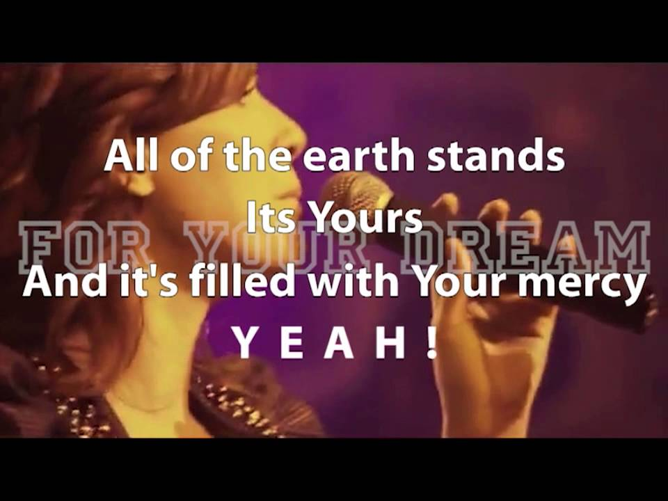 Lyric mercy mercy hillsong lyrics : For Your Dream, Youth America. A Worship Lyrics Video - YouTube