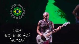 Pea - Red Hot Chili Peppers @ Rock in Rio 2019 (MULTICAM)
