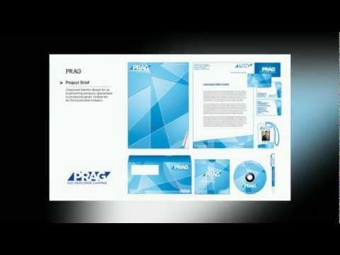 Corporate Identity Design Portolio