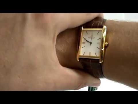 Обзор. Мужские швейцарские наручные часы Appella 4349-1011