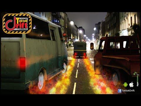 Toktok Drift Game - By Appsinnovate