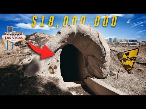 What's Inside $18,000,000 Luxury Doomsday Bunker?