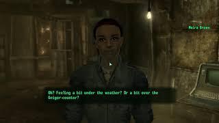 Fallout 3 Megaton and the Super Duper Mart