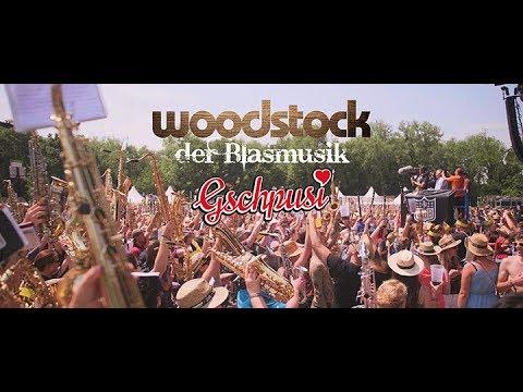 Gschpusi am Woodstock der Blasmusik - Aftermovie! WDB 18