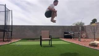 How To Jump Higher For A Backflip!