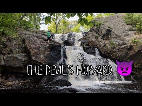 DAY TRIPPING @ the  DEVIL'S HOPYARD