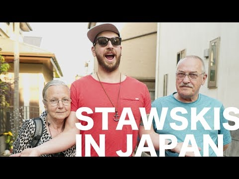 Thumbnail: My Polish Parents Visit Japan