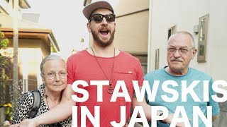 My Polish Parents Visit Japan