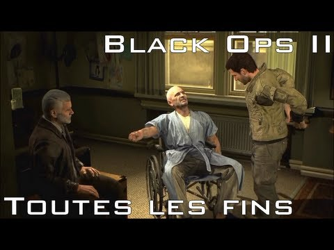 Toutes les fins - Call of Duty Black Ops II [PC]