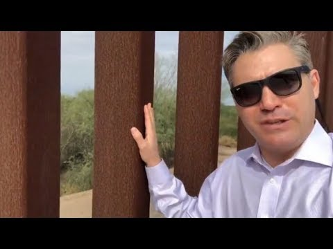 Jim Acosta Border Wall Video From McAllen Texas Is Unintentionally A Commercial For Trump!