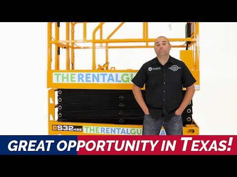 Own A Tool & Equipment Rental Franchise In TEXAS!