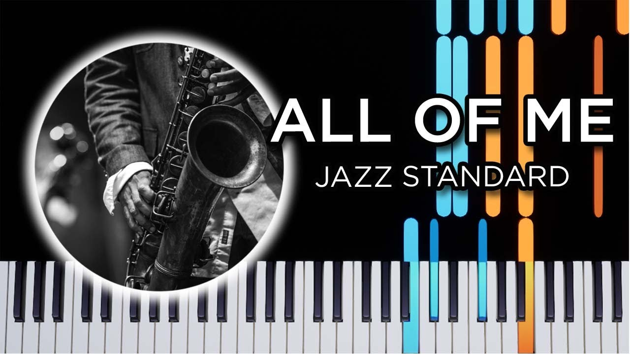 all of me piano chords pdf