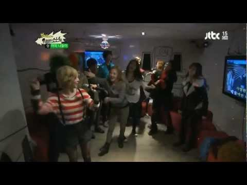 SNSD_Be My Baby_[Wonder Girls]_SNSD & Dangerous Boys
